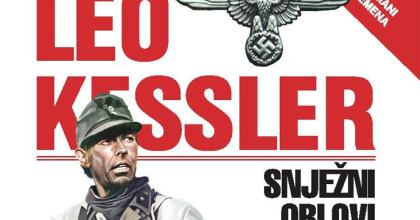 "Nova ratna priča iz pera Lea Kesslera pod naslovom ""Snježni orlovi"""