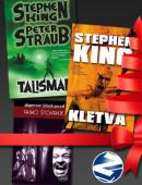 STEPHEN KING AKCIJA: Talisman i Kletva + Tajno štovanje (gratis)